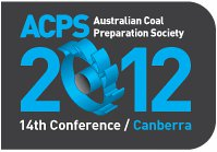 14th Australian Coal Preparation Society Conference and Exhibition 2012